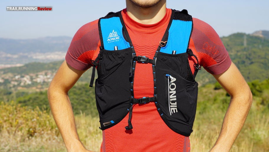 TRAIL RUNNING REVIEW ANALIZA el CHALECO GALE 12L