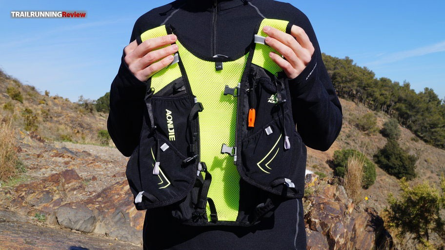 TRAIL RUNNING REVIEW ANALIZA EL MODELO ULTRA + 5L